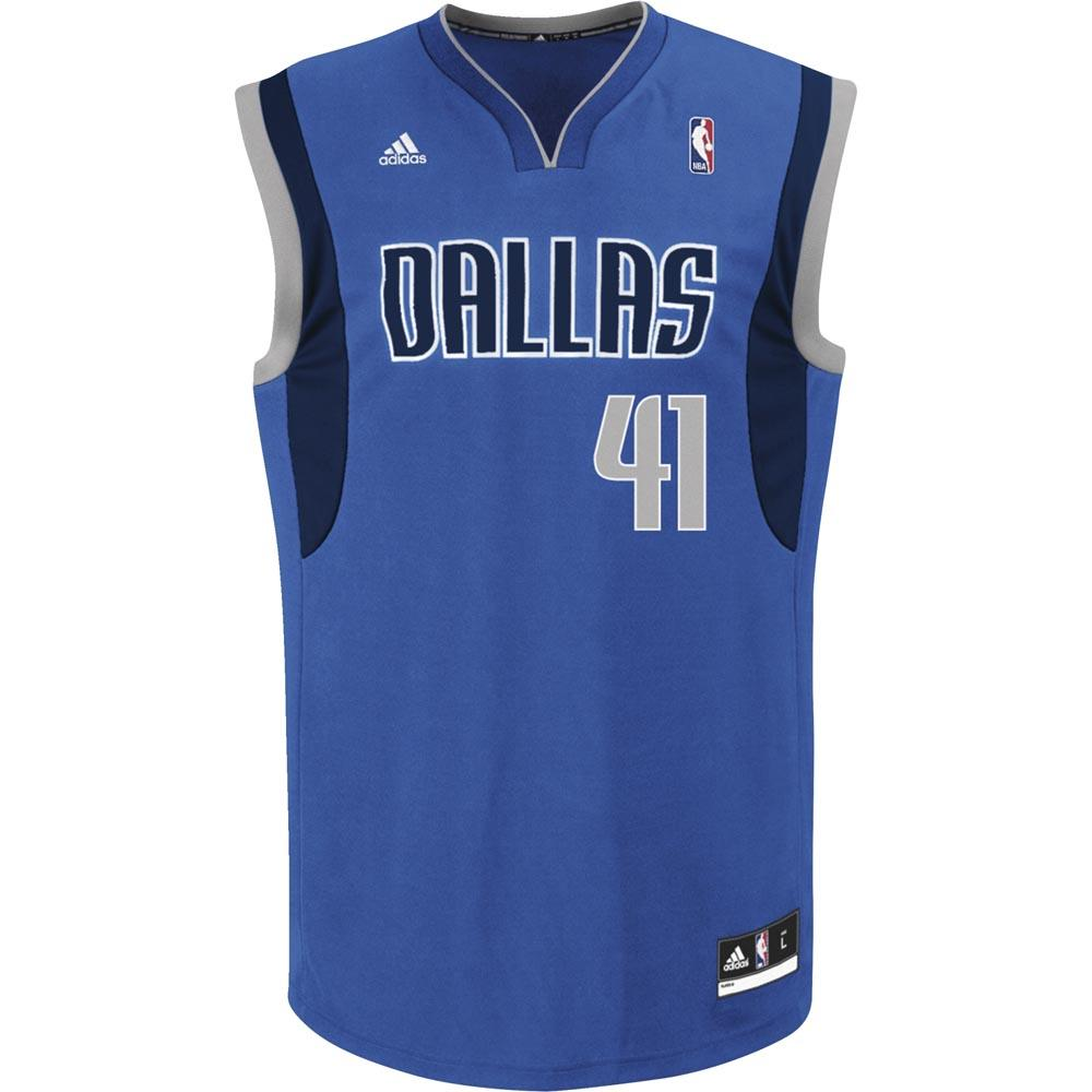adidas Dallas Mavericks Int Replica Jersey
