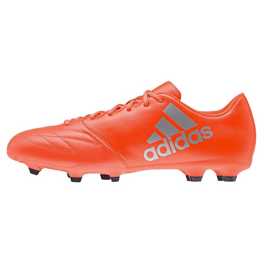 adidas X 16.3 Leather FG Red buy and offers on Goalinn b2ce35c44f09