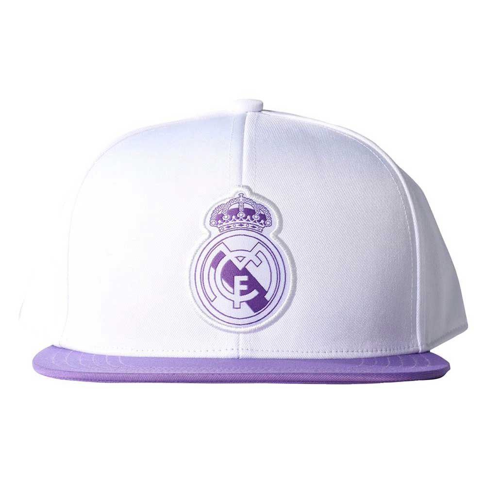 adidas Real Madrid Flat Cap