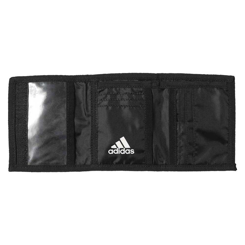 adidas leather wallet