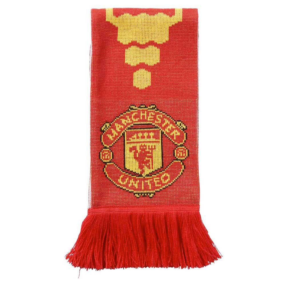 adidas Manchester United FC Home Scarf