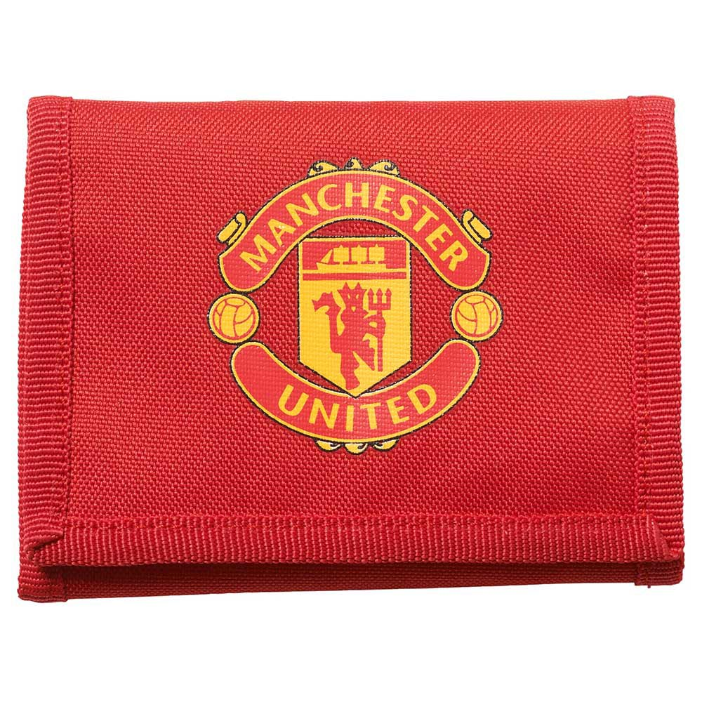 e03dba30633aa adidas Manchester United FC Wallet kup i oferty