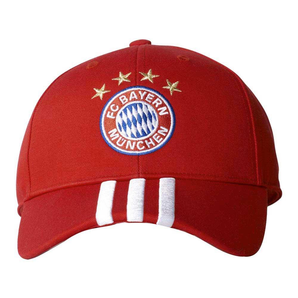 57f48874c4504 adidas FC Bayern Munchen 3S Cap køb og tilbud