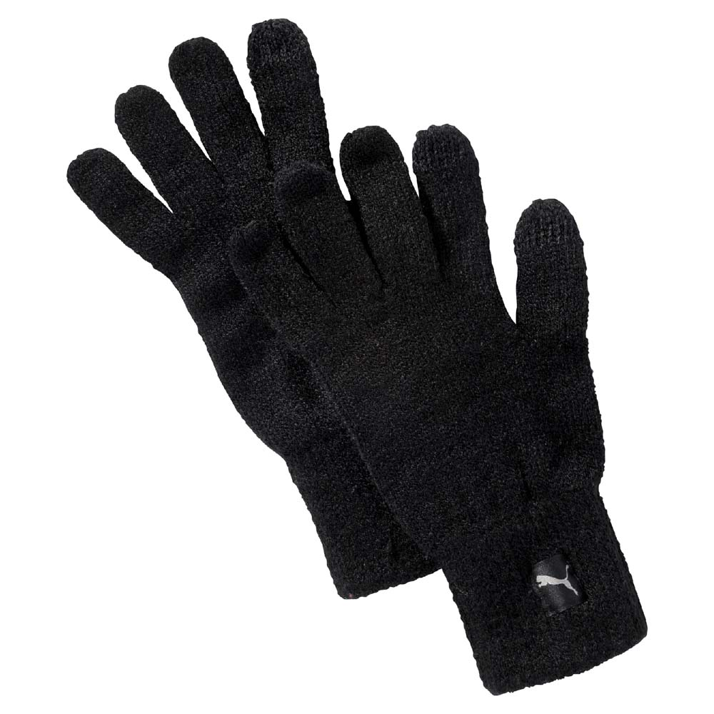 Puma Big Cat Knit Gloves