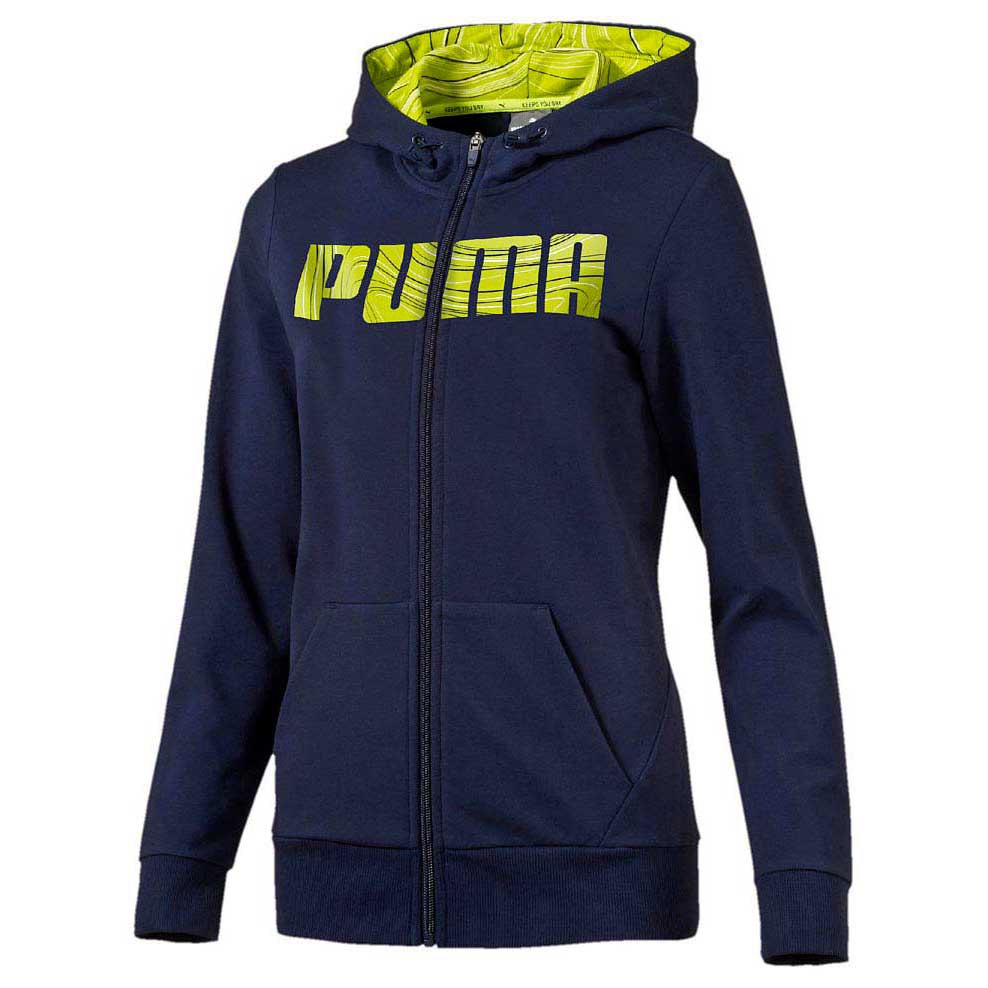 Puma Elevated FZ Hoody TR