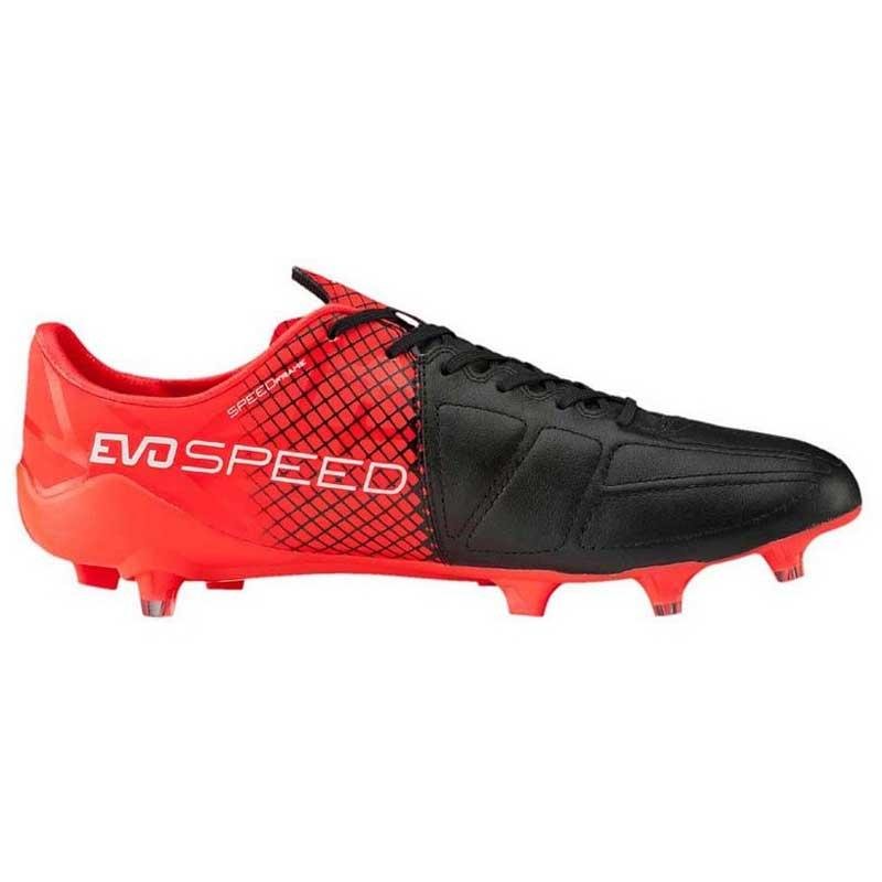 Puma EvoSpeed 1.5 Leather FG Red buy and offers on Goalinn 6403603e763f
