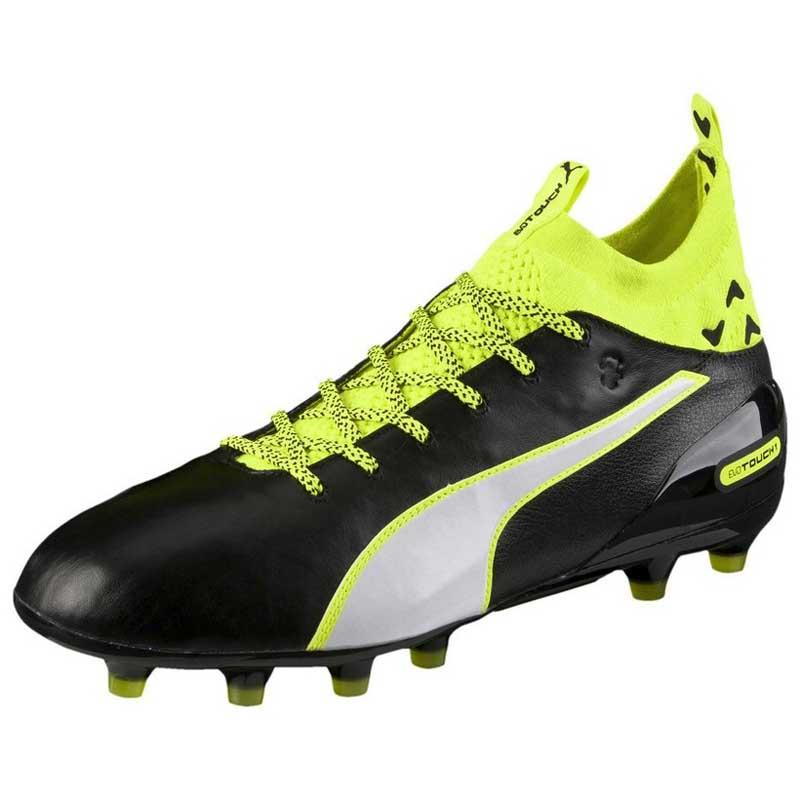 Puma EvoTouch 1 FG Black buy and offers