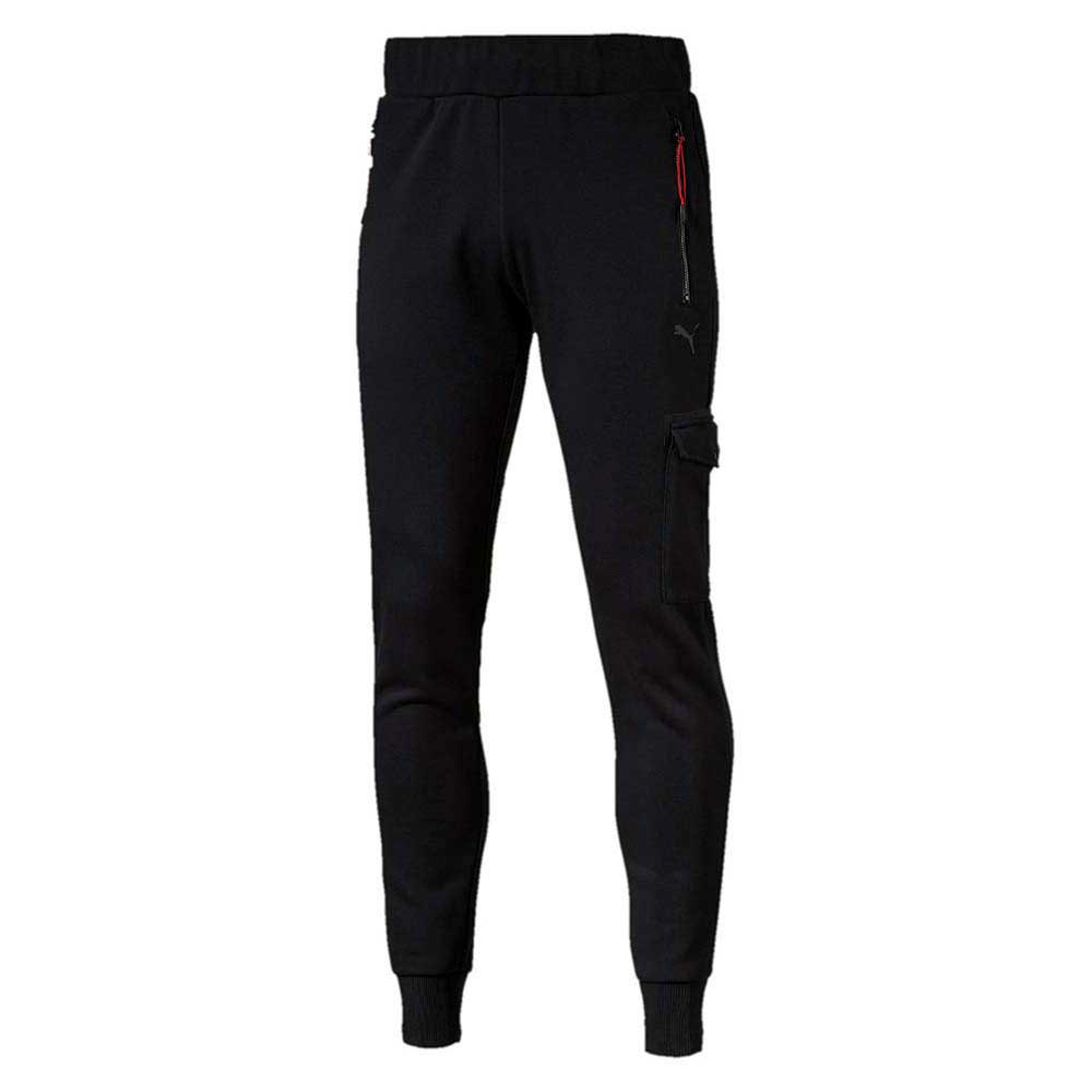 Puma Ferrari Sweat Pants closed Moonless Night