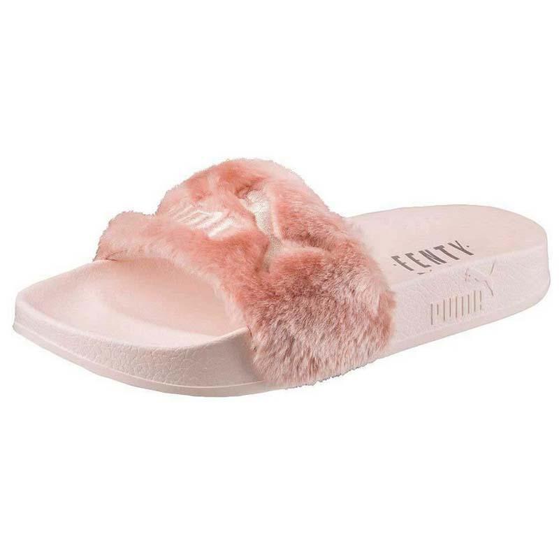 bea63aff7edd Puma select Fenty Fur Slide buy and offers on Goalinn