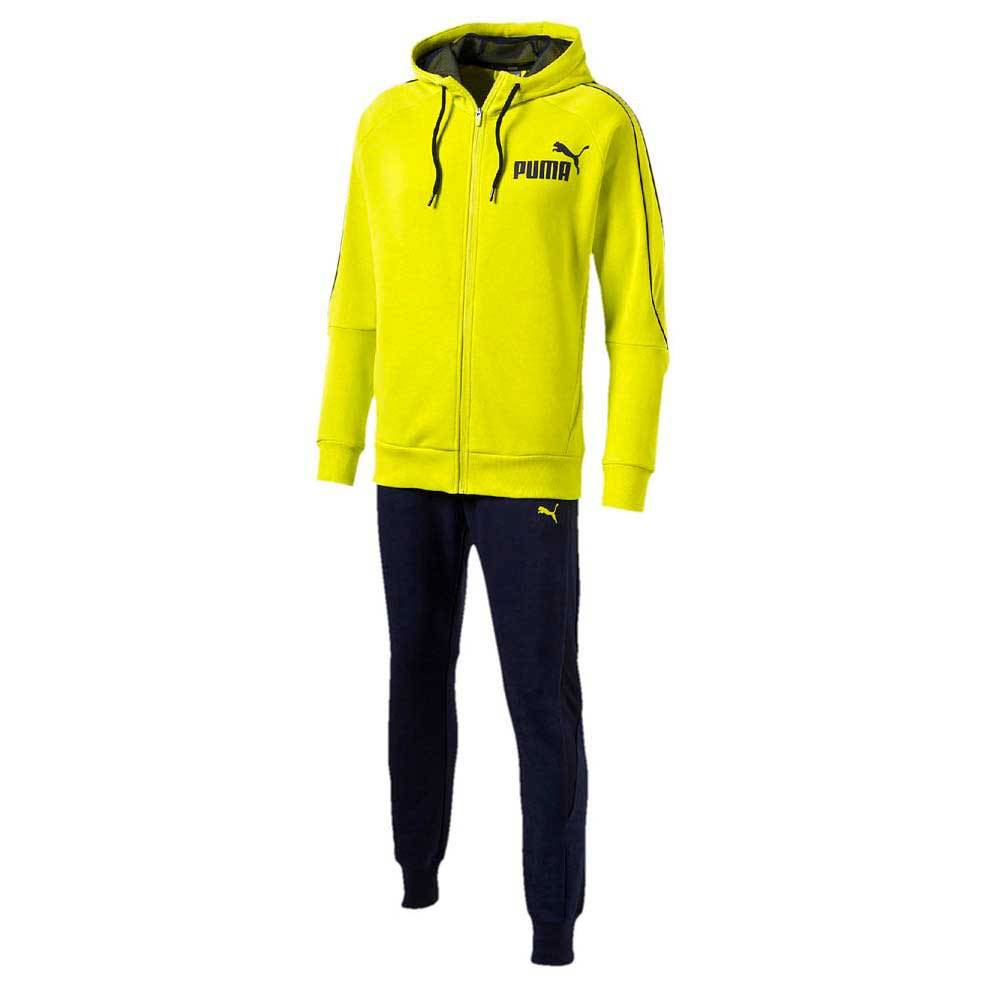 Puma Style Best Suit Sweat Moss Finish Fleece