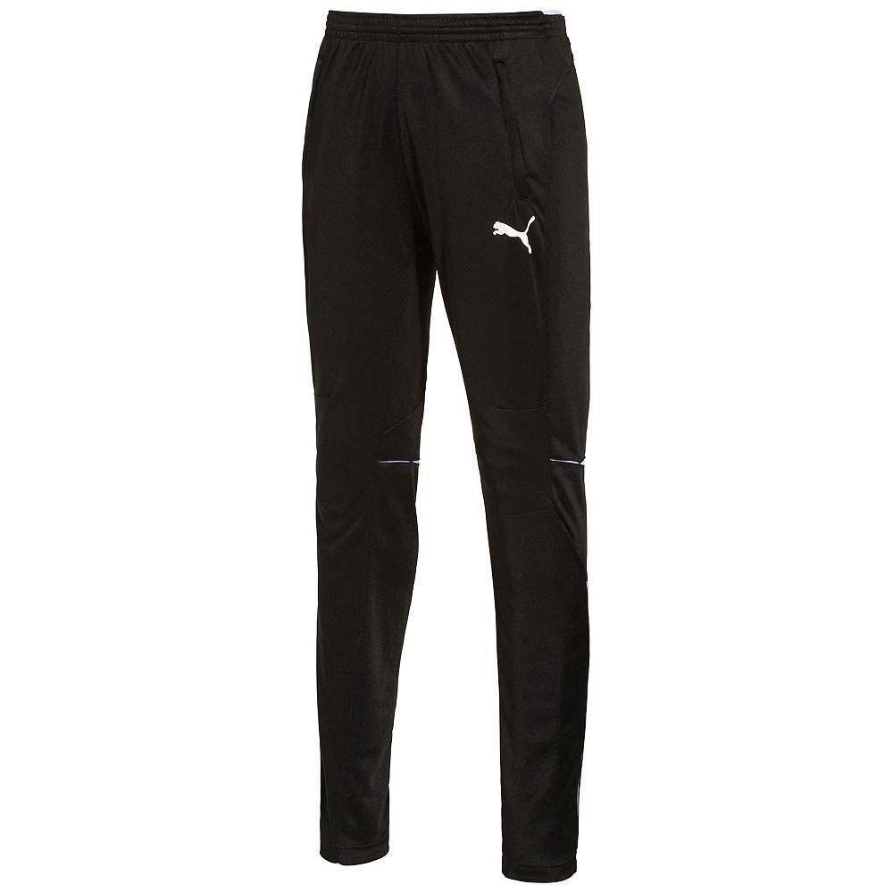 c05f252f3fc0 Puma Training Pant Black buy and offers on Goalinn