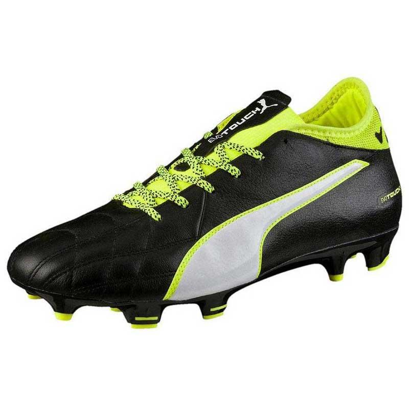 Puma Evotouch 3 Leather FG buy and offers on Goalinn da439d61e
