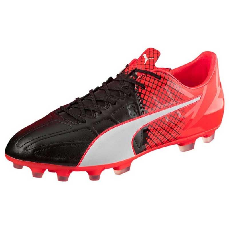 Puma Evospeed 1.5 Leather AG Red buy and offers on Goalinn 55f9de67ae65