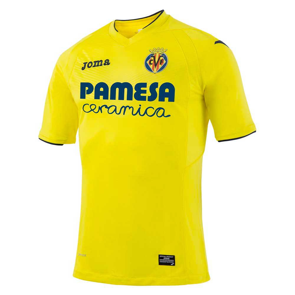 273cb79d7 Joma Villarreal Home Shirt SS buy and offers on Goalinn