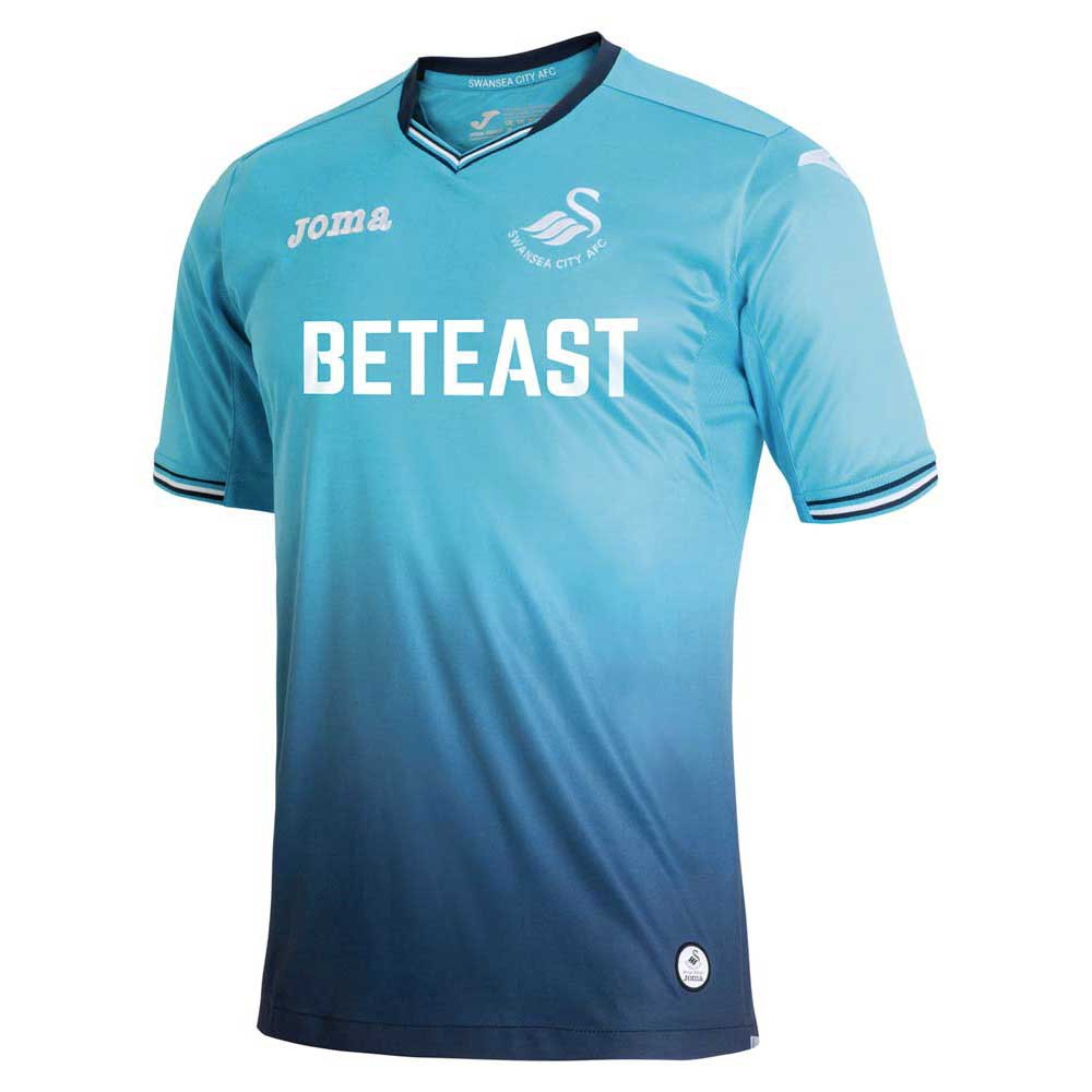 Joma Swansea Away Shirt SS Junior