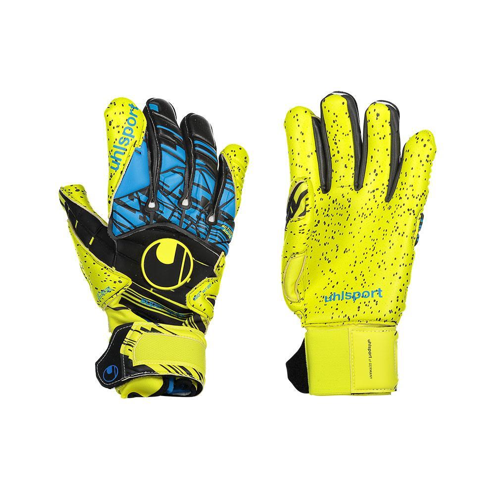 Uhlsport Speed Up Now Soft Pro Lite Fluo Yellow   Black   Hy 58e2adbdf166d