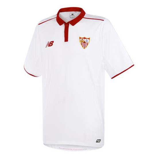 New balance Sevilla FC T Shirt S / S Home