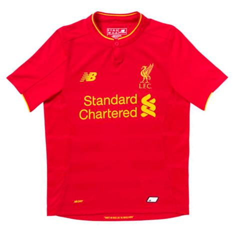 New balance Liverpool FC Home Junior