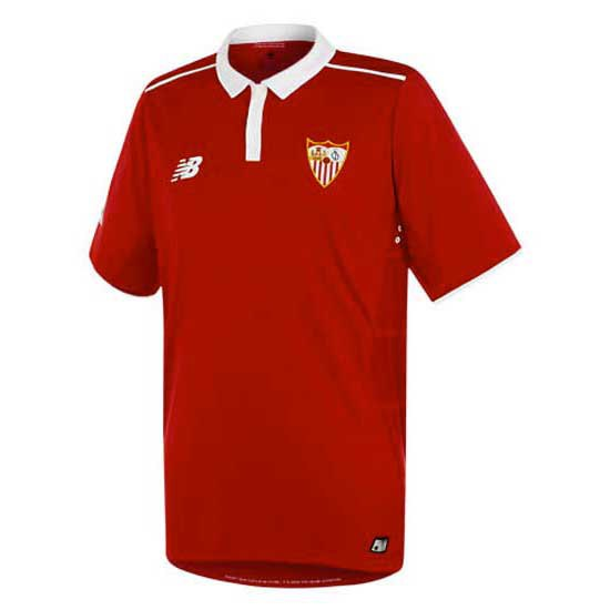 New balance Sevilla FC T Shirt S / S Away