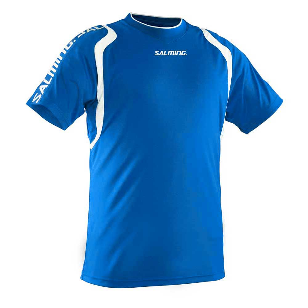 T-shirts Salming Rex Jersey M Royal