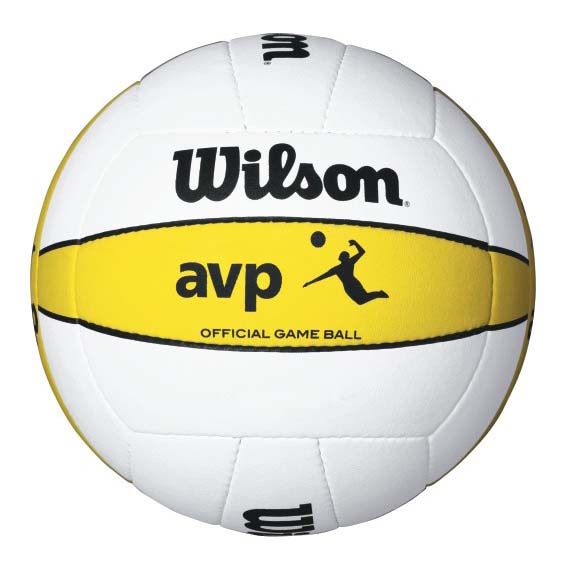 Wilson Official AVP Mini Volleyball Deflated