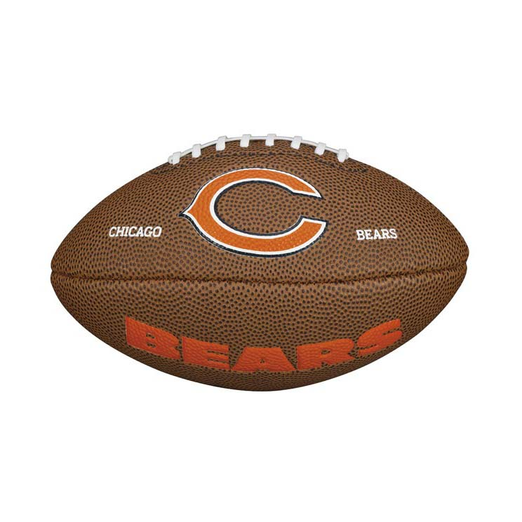 Wilson NFL Team Logo Chicago Bears Mini