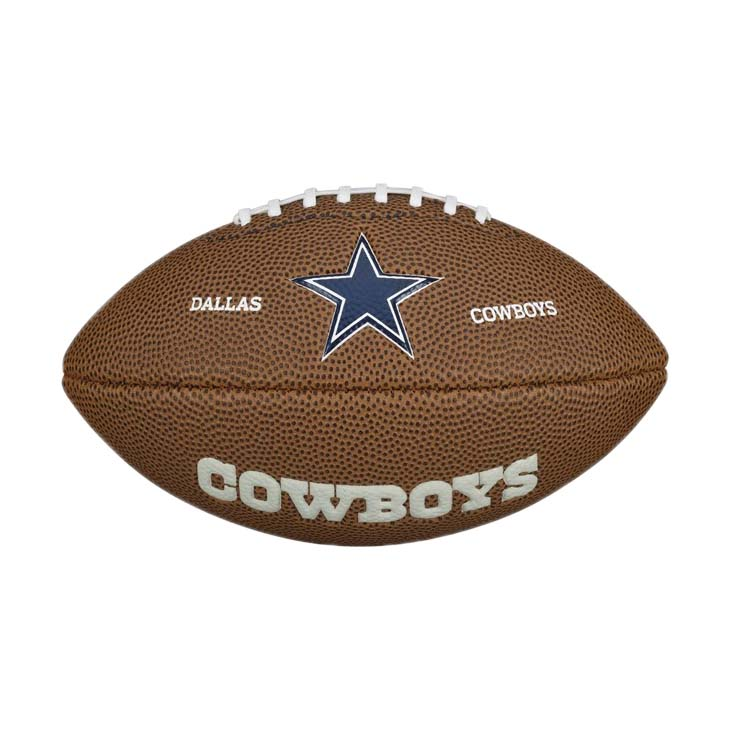 Wilson NFL Team Logo Dallas Cowboys Mini