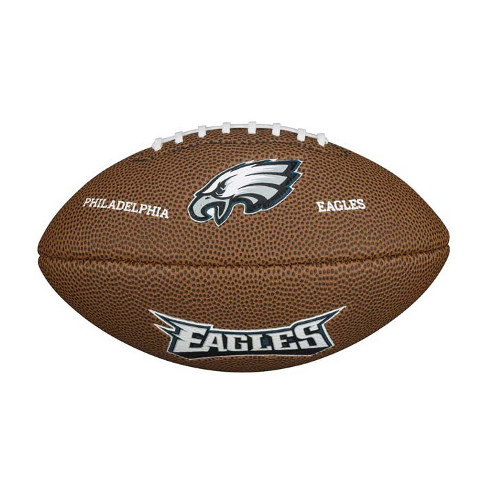 Wilson NFL Team Logo Philadelphia Eagles Mini