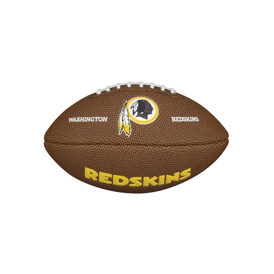 Wilson NFL Team Logo Washington Redskins Mini