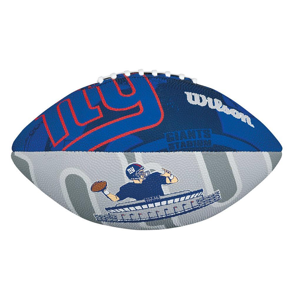Wilson Football NFL Team NY Giants Jr.