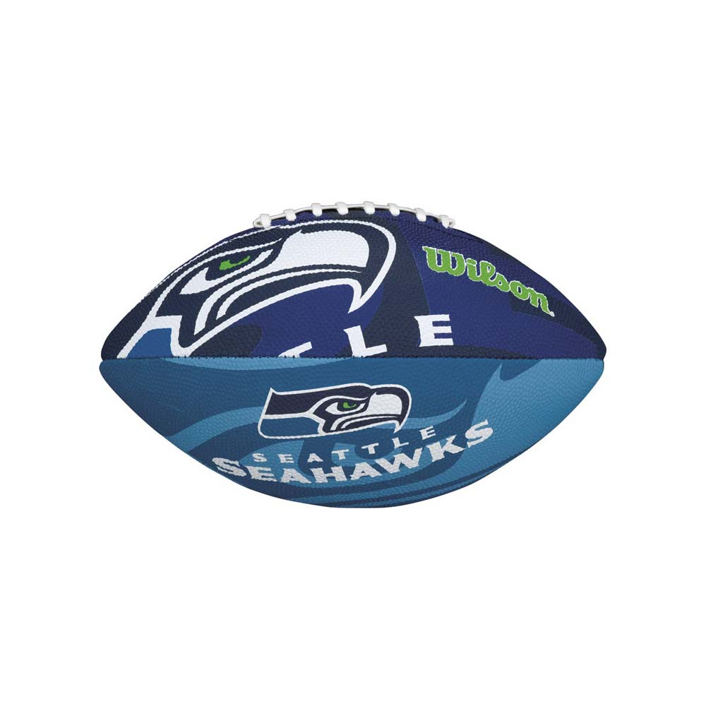 Wilson NFL Team Logo Seattle Seahawks Junior Official