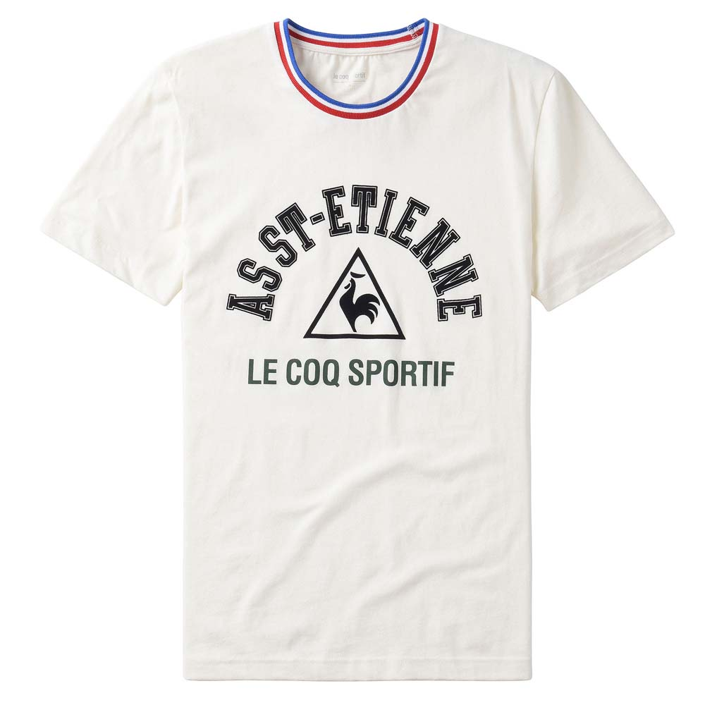 Le coq sportif AS Saint Etienne S/S T Shirt