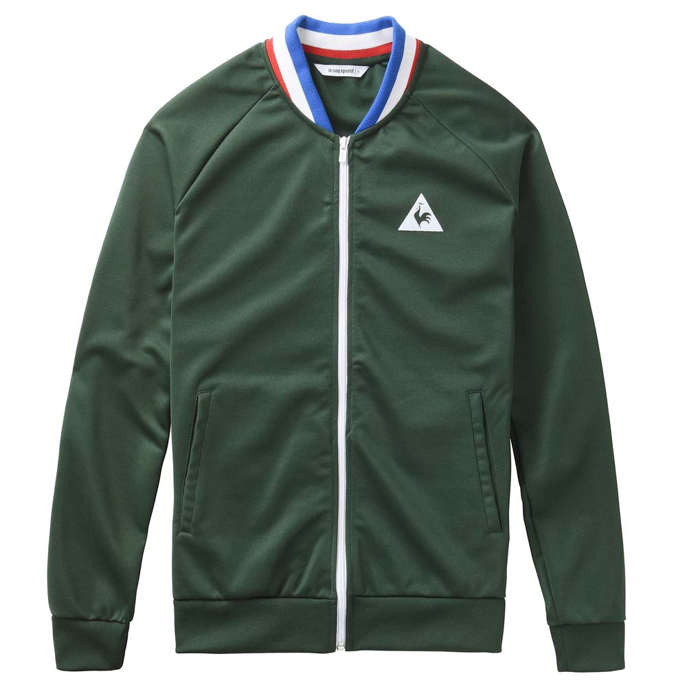 Le coq sportif AS Saint Etienne Full Zip Sweat