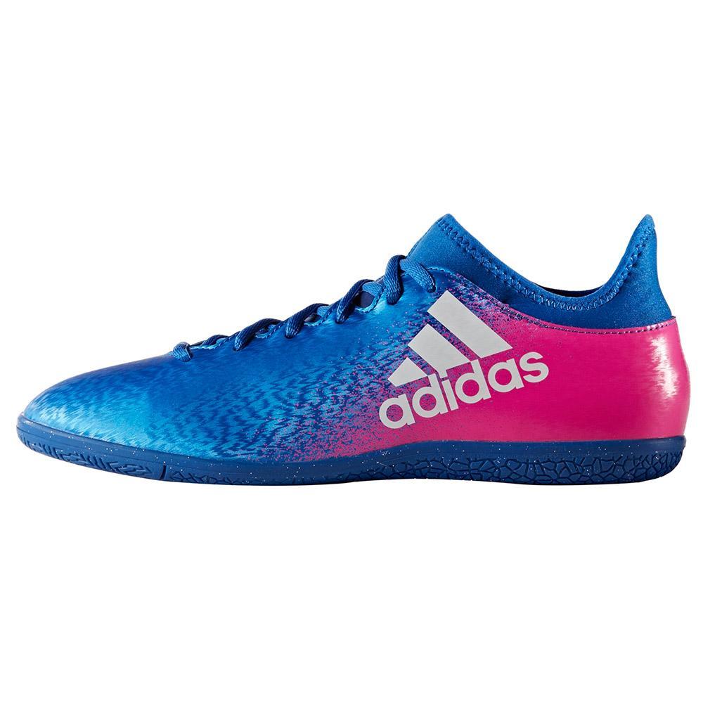 46e650a0f77 adidas X 16.3 Indoor Blu comprare e offerta su Goalinn