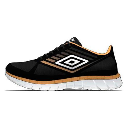 31d515bc18a4 Umbro Lever Black buy and offers on Goalinn