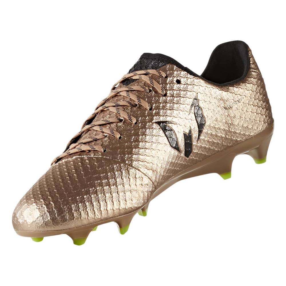 79a485b3265 adidas Messi 16.1 Fg Golden buy and offers on Goalinn