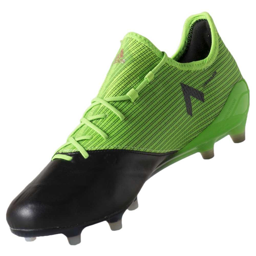 low priced 4b57f c0c82 adidas Ace 17.1 Leather Fg buy and offers on Goalinn
