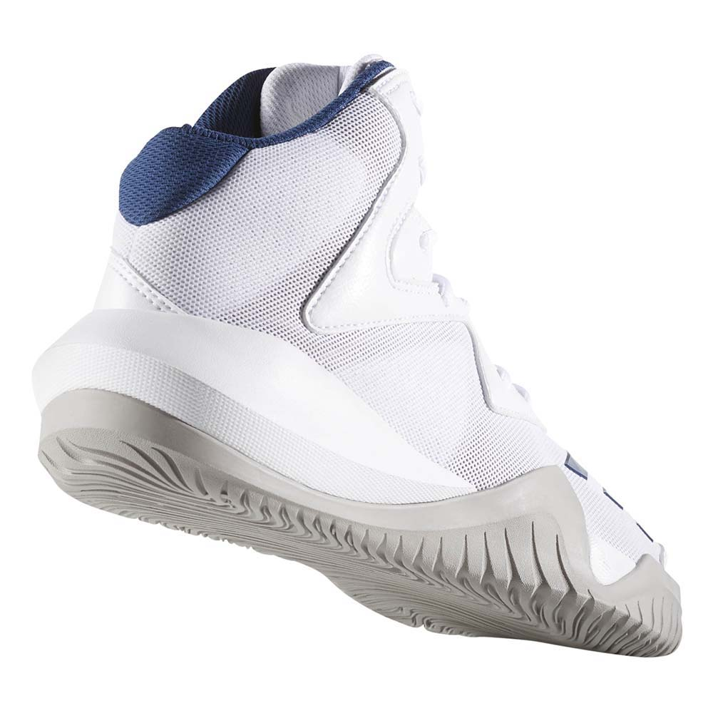 New Adidas Adiprene Crazy Team Men's Basketball Shoes White