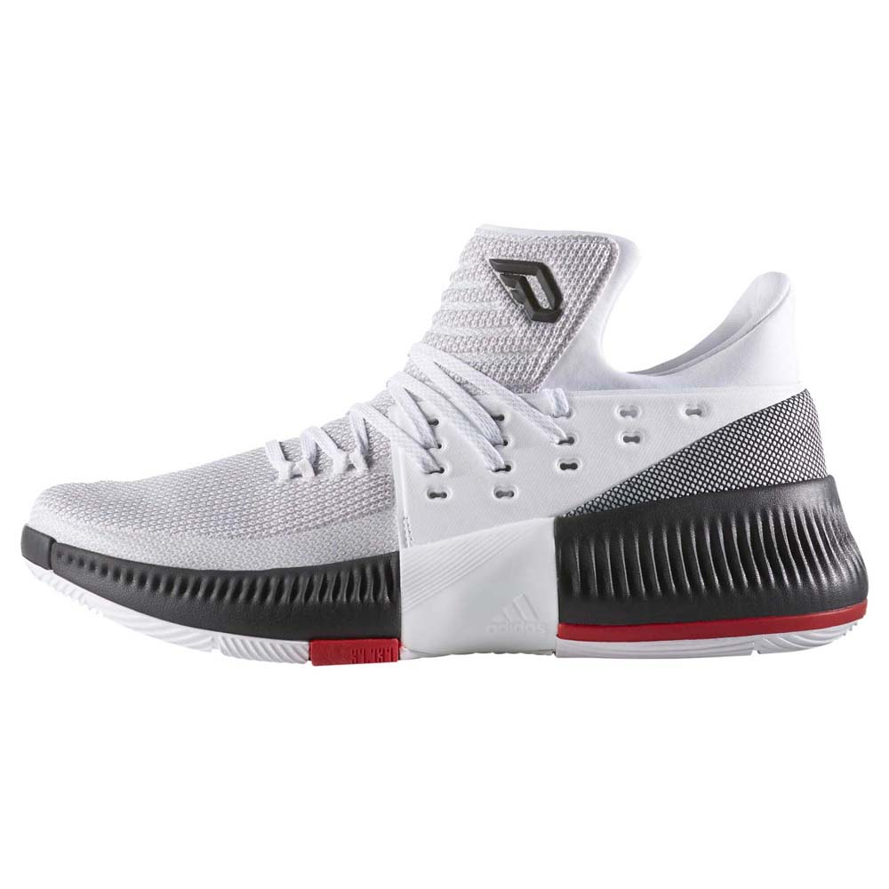 adidas D Lillard 3 White buy and offers on Goalinn 04f5b10e0