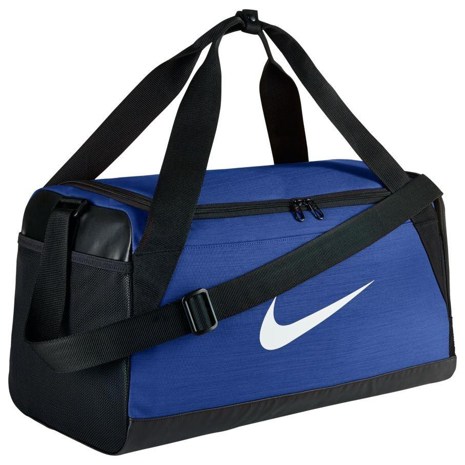 bd2bc01f83415 Nike Brasilia Duffle S Blue buy and offers on Goalinn