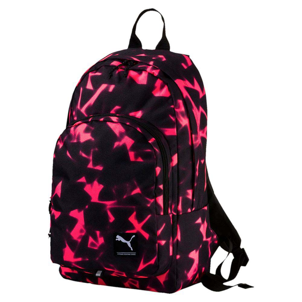 7c6b0af10dc973 Puma Academy Backpack Red buy and offers on Goalinn