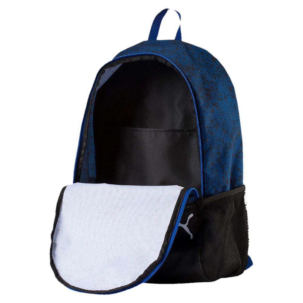 erótico Predicar Disponible  Puma Alpha Backpack Blue buy and offers on Goalinn