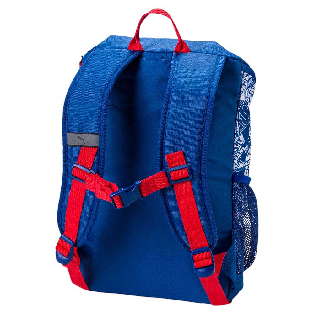 ac864610c4263 Puma Superman Backpack Blue buy and offers on Goalinn