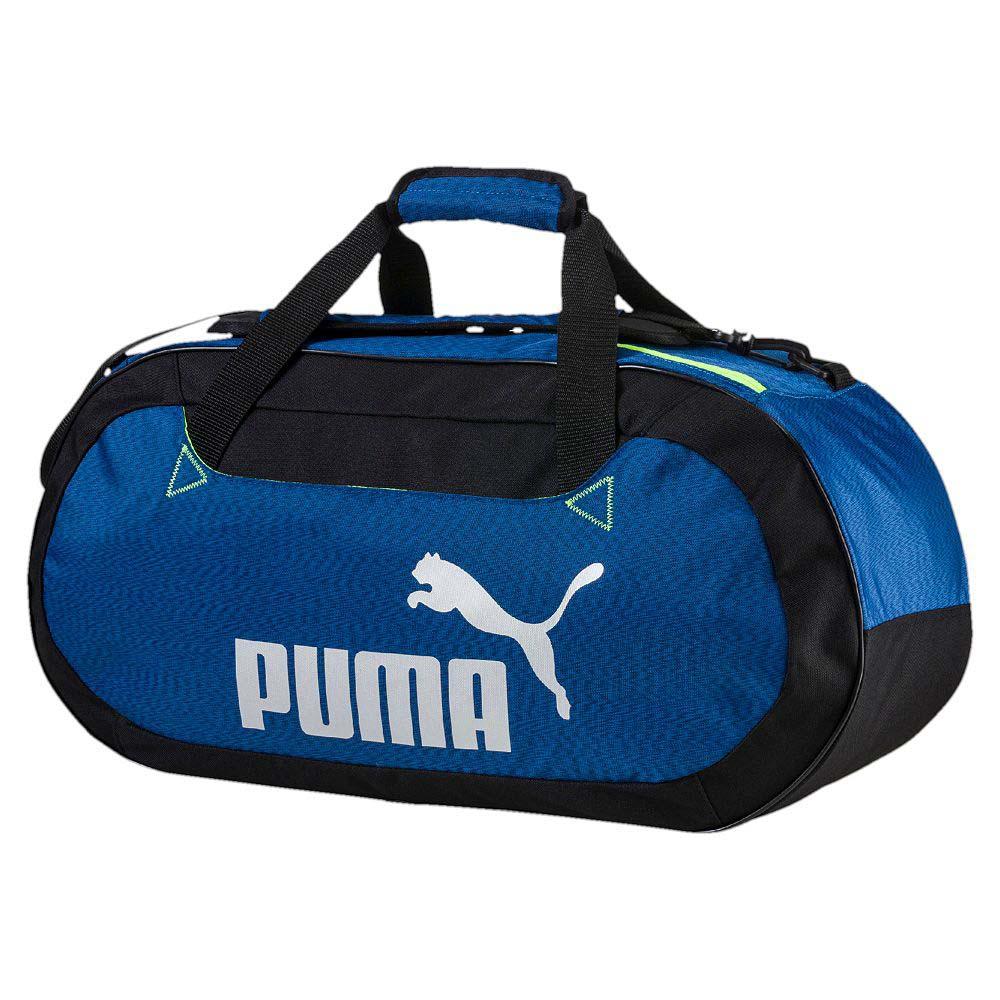 c0ccd6b30cda Puma Active Training Duffle Bag Blue buy and offers on Goalinn