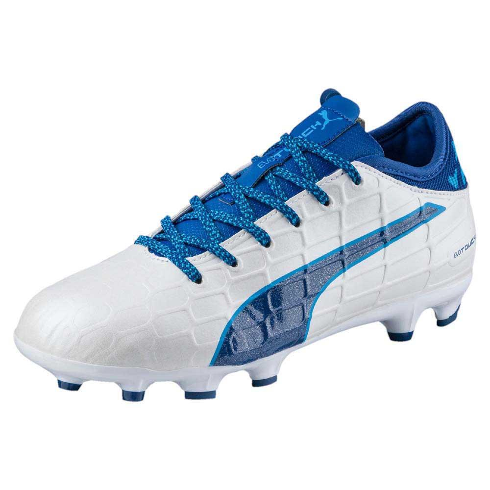 79702667bfb Puma Evotouch 3 Ag Jr White buy and offers on Goalinn