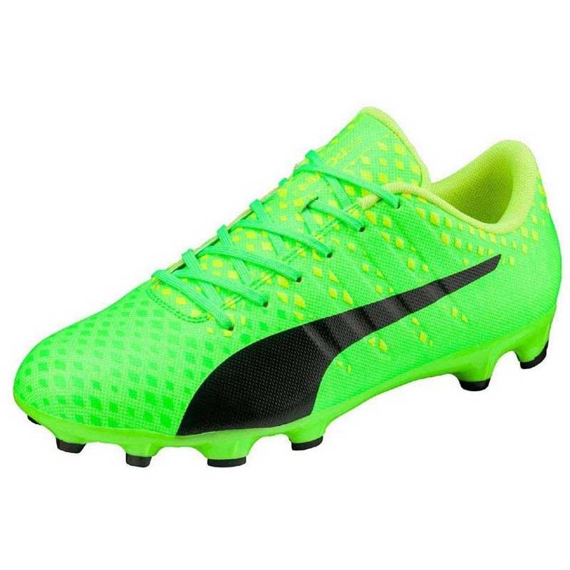 Puma Evopower Vigor 3 AG Football Boots Green, Goalinn