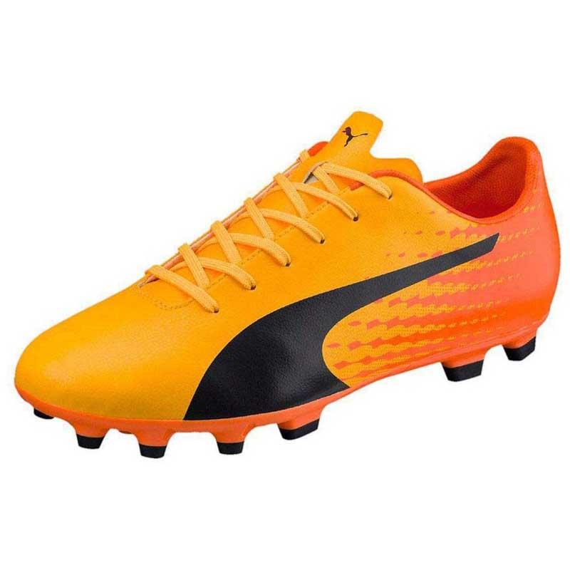 Puma Evospeed 17.5 Ag Yellow buy and offers on Goalinn