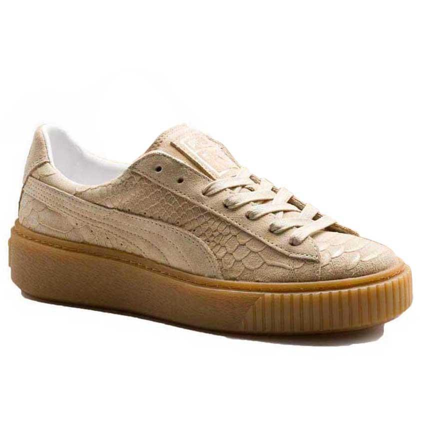 online retailer 4580e 40ca8 Puma Basket Heart Denim