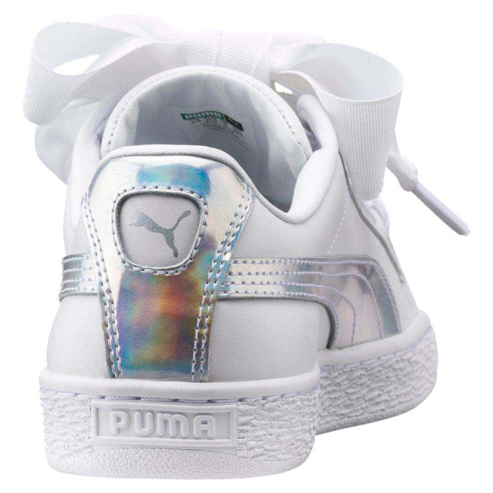 basket puma heart explosive