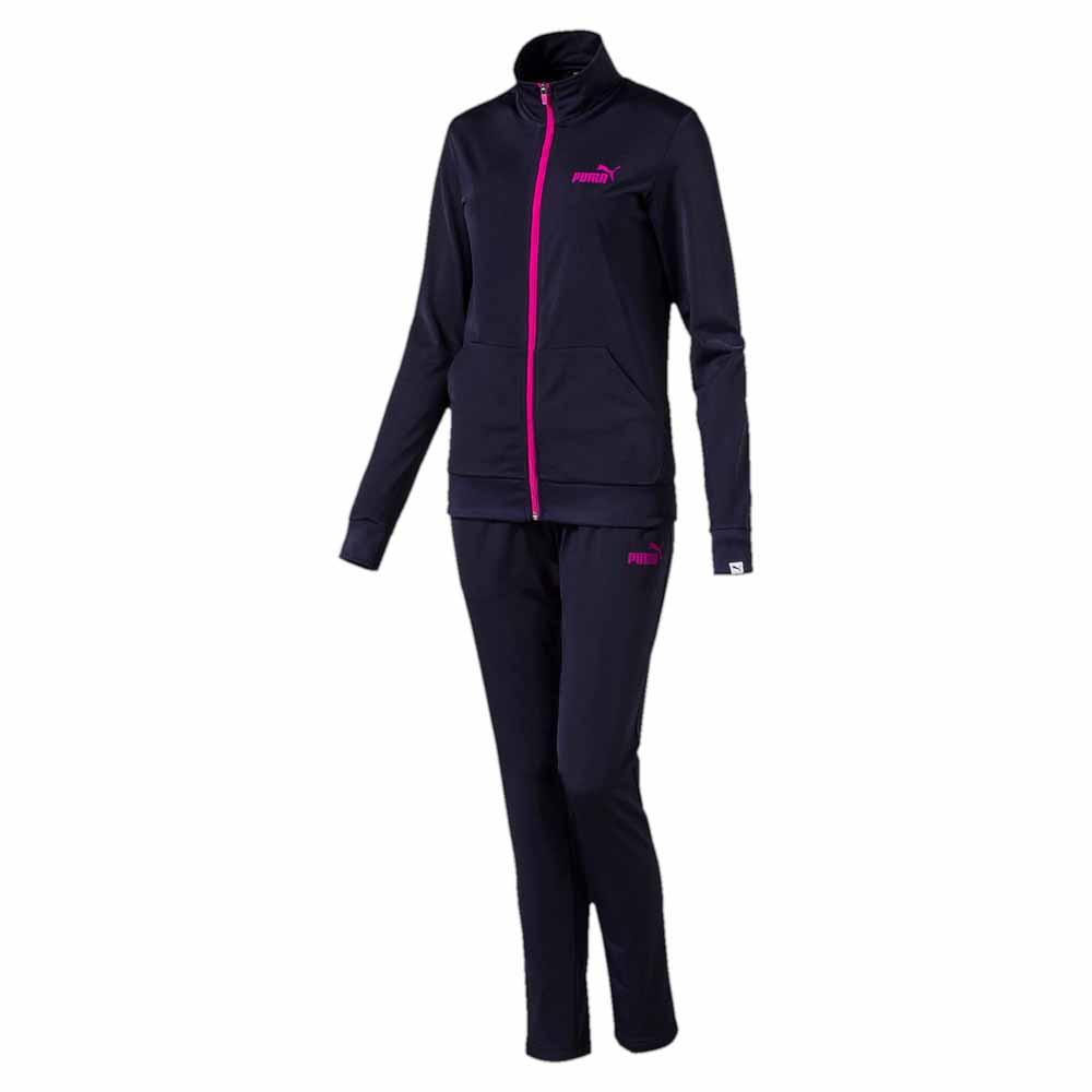 0fff39ee750924 Puma Classic Tricot Suit OP Preto comprar e ofertas na Goalinn